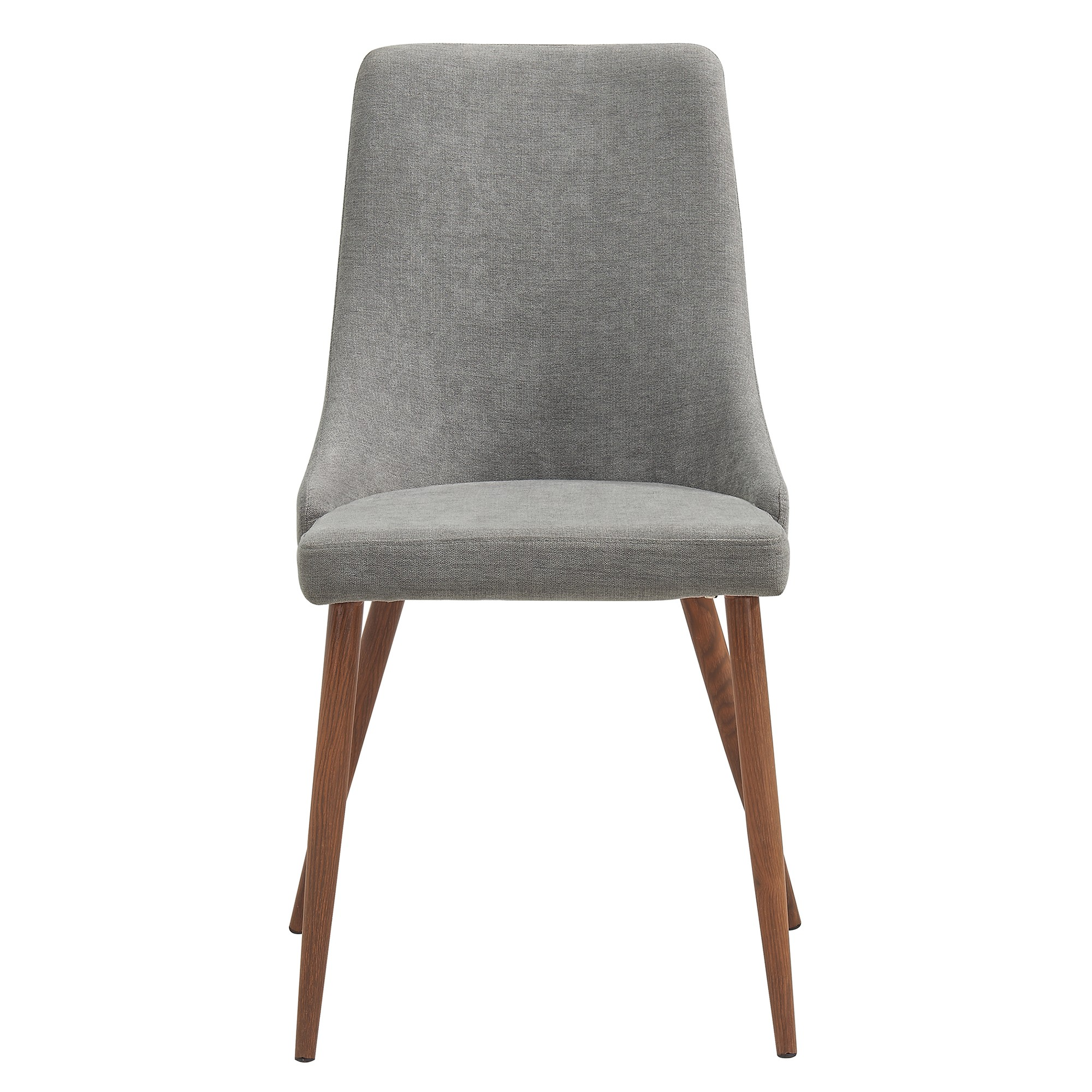 Cora Side Chair in Grey