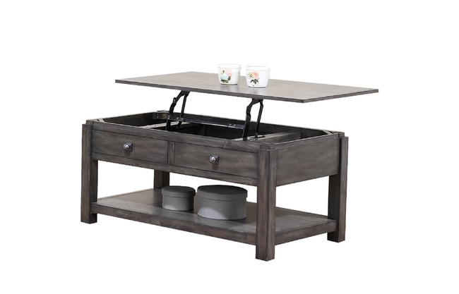 Lancaster 40 square coffee table watchthetrailerfo