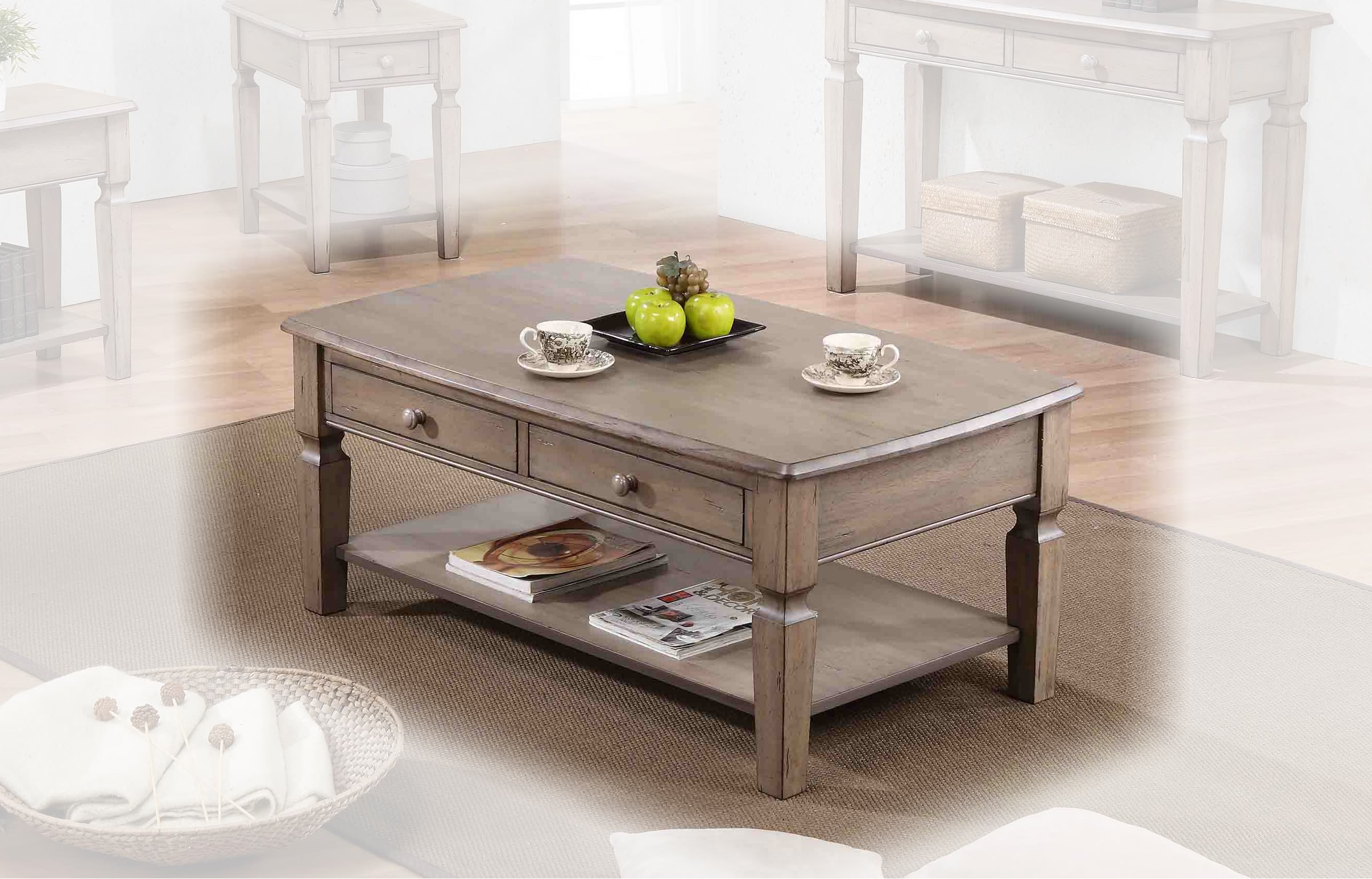 "48"" Coffee Table"