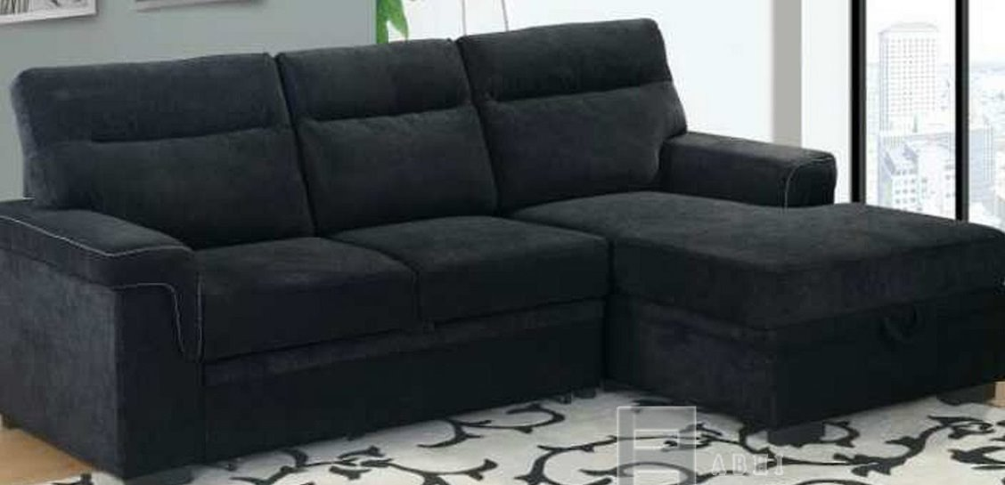 Pleasant Clara Pull Out Sofa Bed In Light Grey Or Black Charcoal Evergreenethics Interior Chair Design Evergreenethicsorg