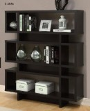 ACCENT BOOK SHELVES