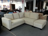 PARIS CHAISE SECTIONAL & OTTOMAN