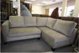 Custom Made Sectional with a Chaise