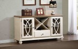 "ASHBY 60"" SIDEBOARD IN DISTRESSED FINISH BY WINNERS ONLY"