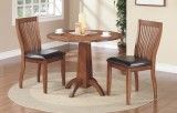 "BROADWAY - 40"" ROUND TABLE & 2 CHAIRS BY WINNERS ONLY"