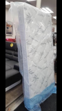 "4"" Foam Mattress in Queen with a Bamboo Cover"