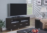 "I 2503 Cappuccino 48""L TV Console with 3 Drawers"