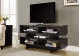 I 2460 - CAPPUCCINO HOLLOW-CORE 48″L TV CONSOLE