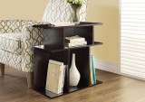 "I 2474 - CAPPUCCINO 24""H ACCENT SIDE TABLE"