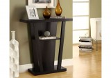 "I 2540 - ACCENT TABLE – 32""L / CAPPUCCINO HALL CONSOLE"