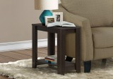 I 3119 - CAPPUCCINO ACCENT SIDE TABLE