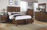 MANGO 6PC STORAGE QUEEN BEDROOM SET BY WINNERS ONLY