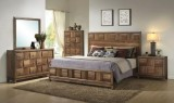 MEDFORD BEDROOM SUITE - WALNUT