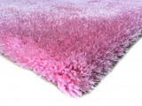 SHAGGY VISCOSE SOLID PINK