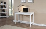 QUADRA WRITING DESK IN WHITE FINISH BY WINNERS ONLY