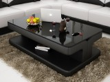 RC08 COFFEE TABLE IN BLACK