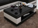 RC17 COFFEE TABLE IN BLACK AND WHITE