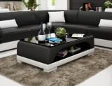 RC25 COFFEE TABLE IN BLACK AND WHITE