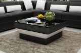 RC27 COFFEE TABLE IN BLACK AND WHITE