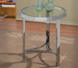 STRATA ROUND ACCENT TABLE