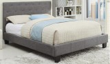 SUMMIT QUEEN BED FRAME IN GREY