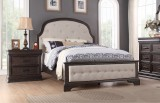 Sonoma Upholstery King Bed by Winners Only