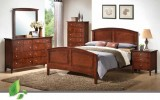 TAMARA BEDROOM COLLECTION IN WALNUT
