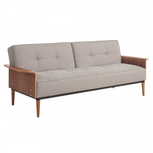 Grayson Klik Klak Sofa in Grey