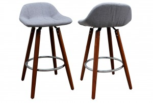 CAMARO COUNTER STOOL IN GREY