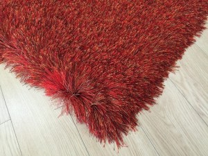 LUREX 2 TONE RED
