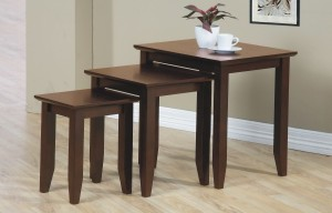 QUADRA NESTING TABLES BY WINNERS ONLY