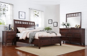 RETREAT - 5PC BEDROOM SUITE BY WINNERS ONLY