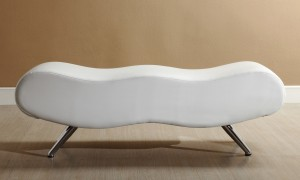 STEALTH II BENCH - WHITE