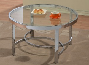 STRATA ROUND COFFEE TABLE