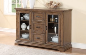 "URBANA / SONOMA 54"" SIDEBOARD IN GREY BY WINNERS ONLY"