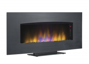 Transcendence Wall Hanging Electric Fireplace by Classic Flame - 34HF601ARA-A004