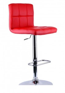 MAX GAS LIFT STOOL - RED