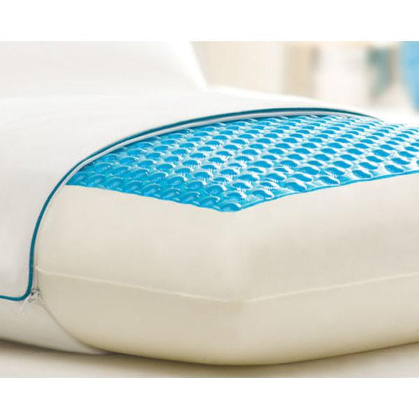 gel a products cooling memory for sleep sweat therapeutic foam pillow with no