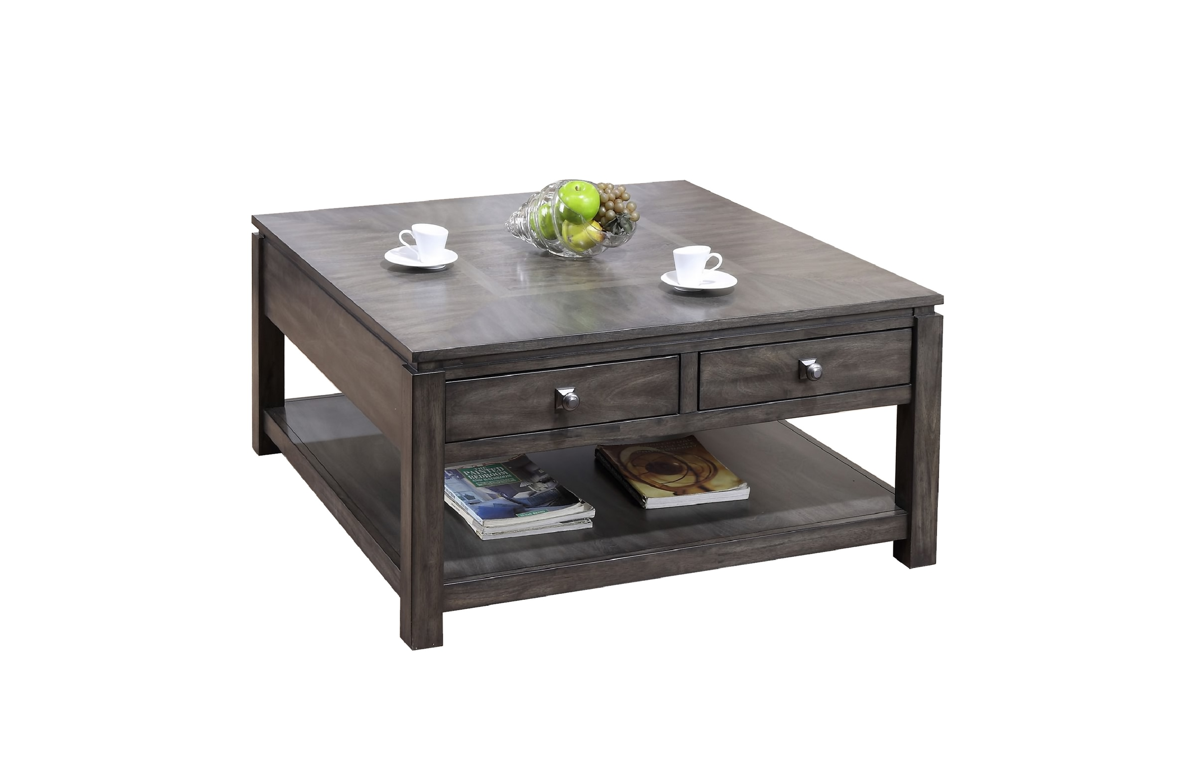 Lancaster 40 Square Coffee Table