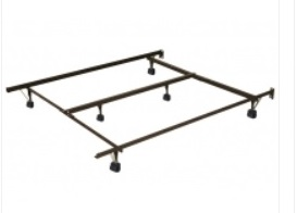 TWIN - FULL - QUEEN METAL BED FRAME