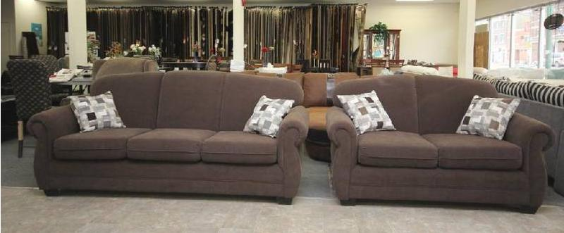 ET SOFA & LOVESEAT - CUSTOM MADE