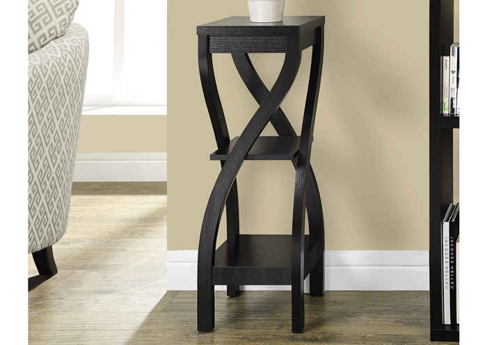 "I 2478 - CAPPUCCINO 32""H PLANT STAND"