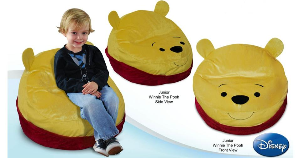 Astounding Junior Winnie The Pooh Bean Bag Cover Winnipeg Furniture Store Ncnpc Chair Design For Home Ncnpcorg