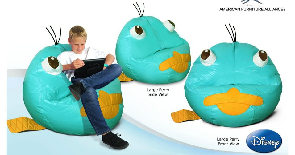 LARGE PERRY BEAN BAG COVER