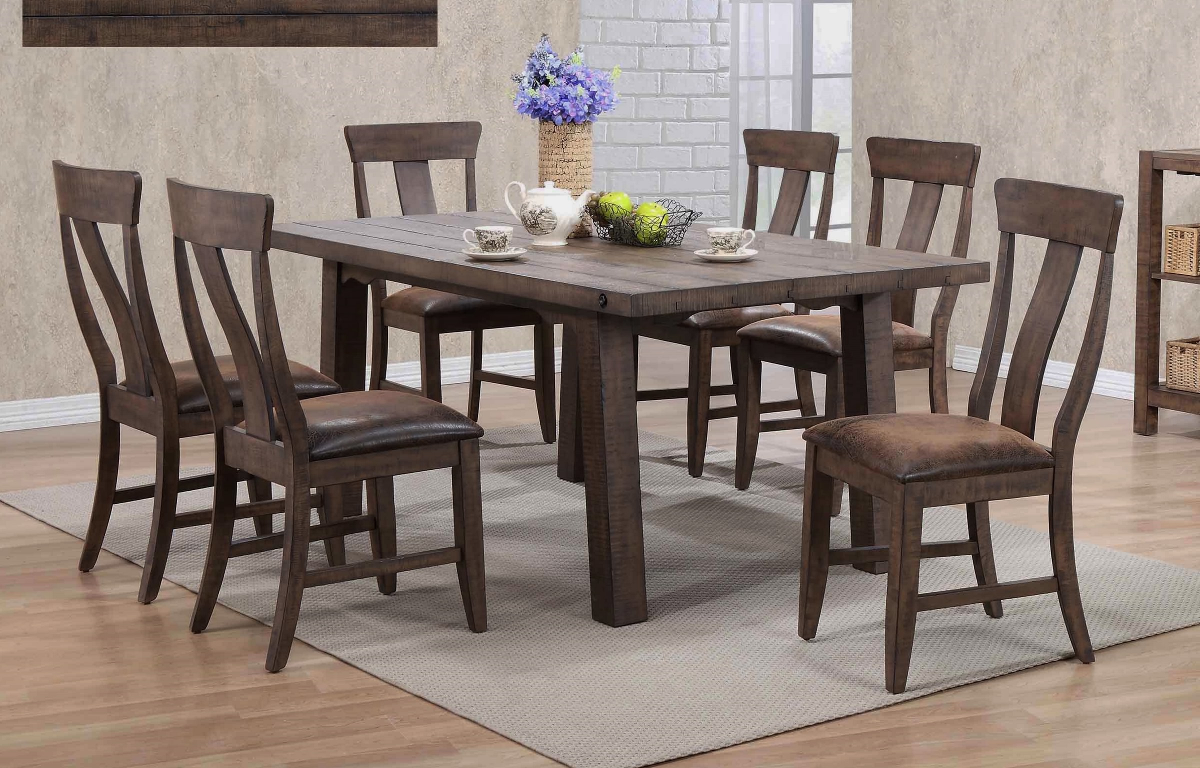 Rifton 92 Quot Table Amp 6 Chairs By Winners Only