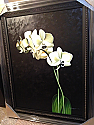 OIL PAINTING WITH FRAME - FLOWERS