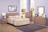 258 Series - Bovalino 6Pc Queen Bedroom Set