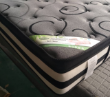 Dreamscape - Euro Pillow Top with Gel King Mattress in a Box