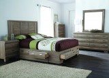 468 Series - Olivia Queen Storage Bedroom Suite