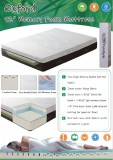 "Oxford - 12"" Memory Foam Double Mattress in a Box"